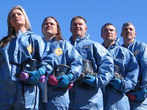 Biohazard Cleanup Company Ocala FL